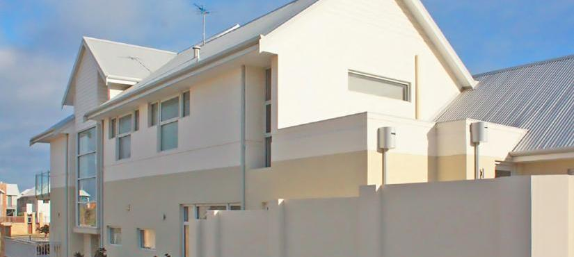 New house painting in Hillarys