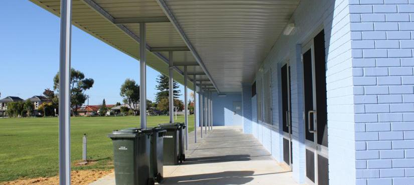 Rockingham Recreational Facilities contract